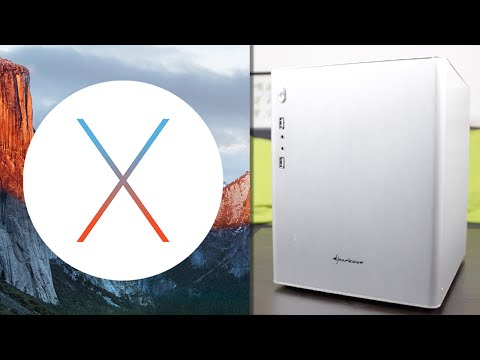 INSTALLER OS X EL CAPITAN SUR PC (HACKINTOSH)
