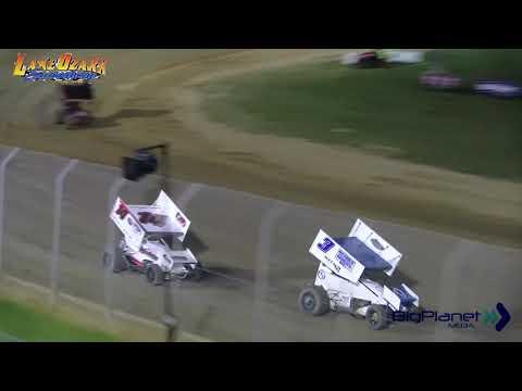 360 Sprints - Winged June 29th 2019, Lake Ozark Speedway