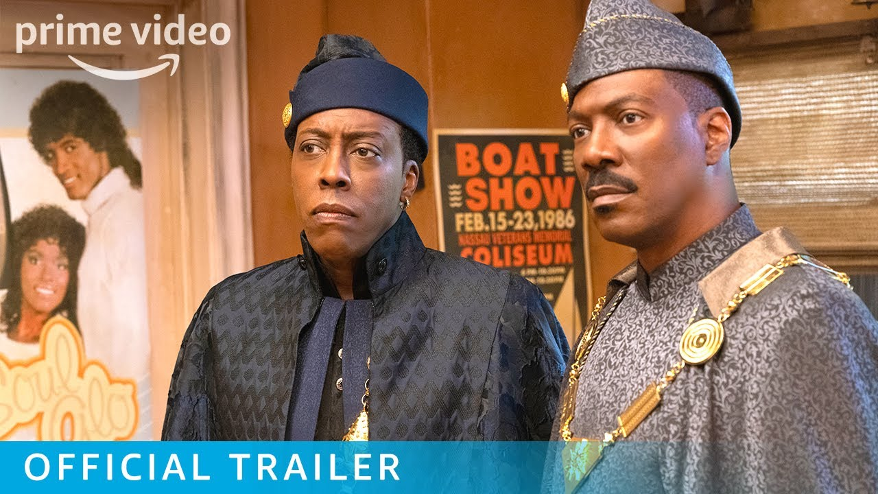 Coming 2 America trailer op Amazon Prime Video