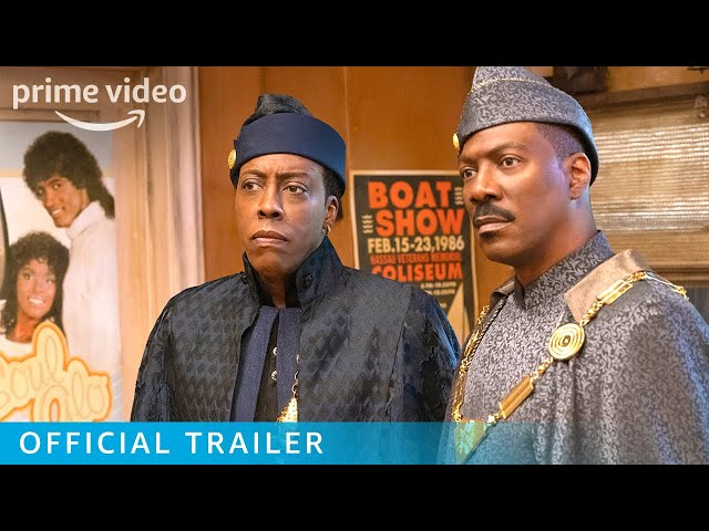 Coming 2 America - Official Trailer