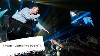 AFGAN - LENGGANG PUSPITA (VHEARTBEAT JAKARTA)
