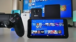 PS4 Remote Play! Officially Available on ALL Android Devices