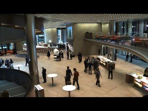 Bloomberg unveils new European headquarters in London