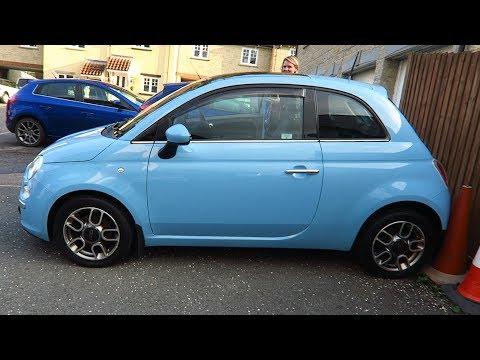 HOLLIE'S NEW CAR!