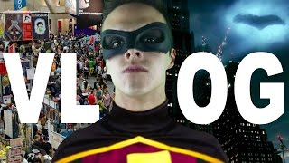 VLOG: La Mole, Premiere BATMAN V SUPERMAN, 4 GEEKS y más!