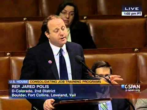 The Political Fortunes of Jared Polis