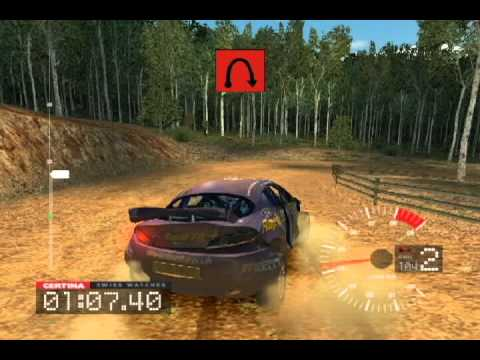 all cars colin mcrae rally 3 pc 07 ford puma rally car youtube. Black Bedroom Furniture Sets. Home Design Ideas