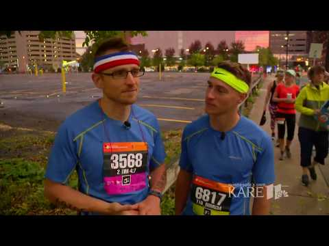 Brothers beat the odds to run Twin Cities Marathon