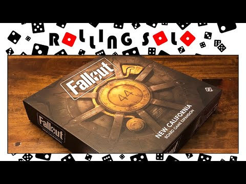 Fallout: New California | Unboxing