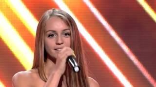 Антон, Виктор, Иван и Александра - X Factor Кастинг (22.09.2015)
