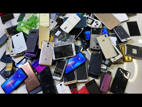 Restoration 9 years old phone abandoned a long time - Restore destroyed  Samsung galaxy note