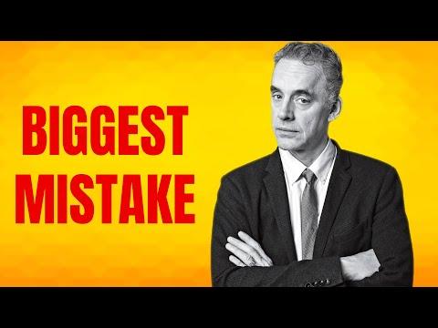 The Biggest Mistake Men Make in Life – Dr. Jordan Peterson