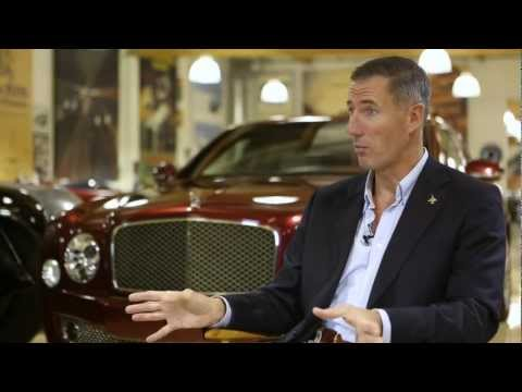 Andy Green - Interview - Jay Leno's Garage