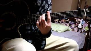 Tsubasa Chronicle - you are my love guitar cover (solo)