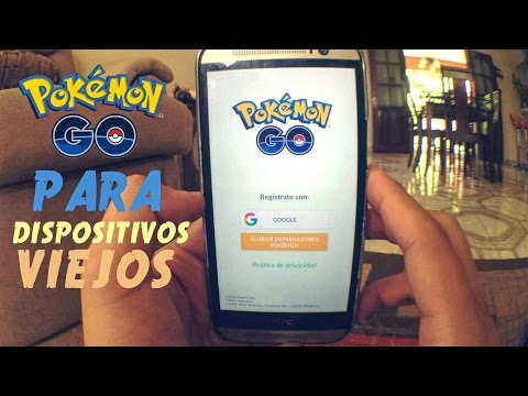 Instalar Pokemon GO 0.37.0 Para Android 4.3 O Menor