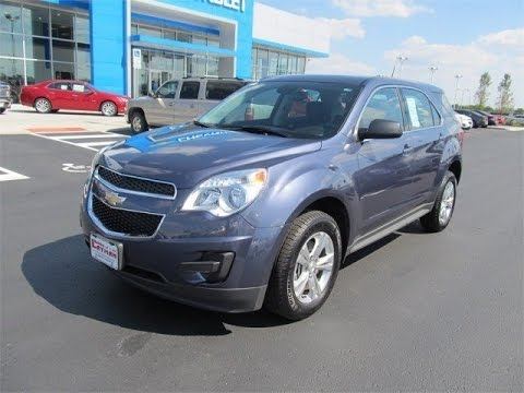 Bobby Layman Chevrolet >> 2014 Chevrolet Equinox Ls Awd Review Chevy Dealers Columbus Ohio