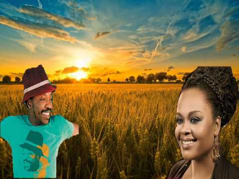 Jill Scott (Feat. Anthony Hamilton)- So In Love HD Lyrics (On Screen)
