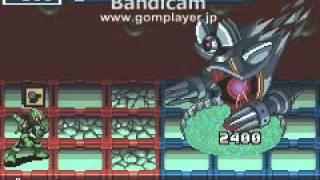 ロックマンエグゼ3 VSプロトSP ~ノーダメージ~