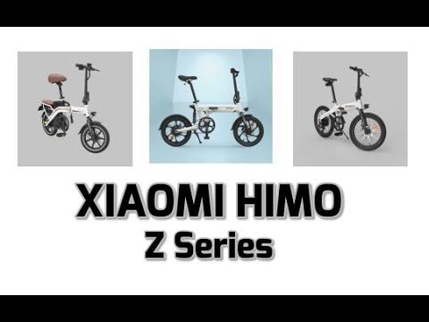 Sepeda Listrik Xiaomi Himo Z Series Himo Z14 Himo Z16 Himo