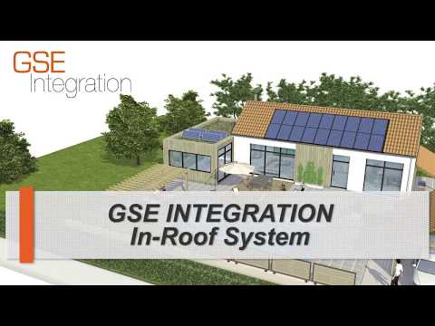 GSE IN-ROOF SYSTEM (English)