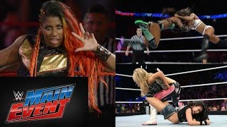 Top 10 WWE Womens Matches on MAIN EVENT (Underrated Matches)