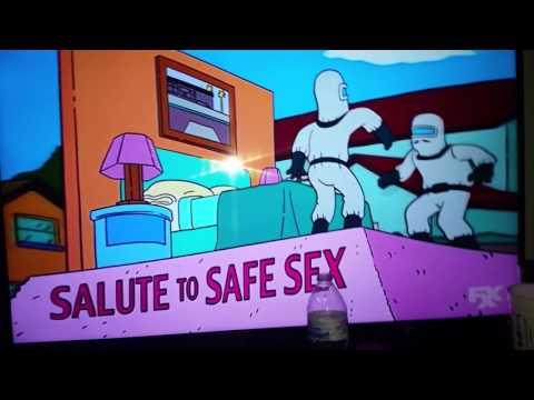 The Simpsons a gay paraid lmfao