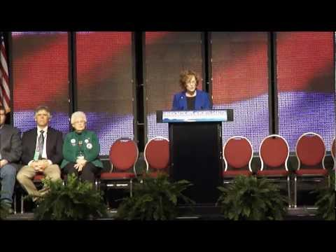 N.D. Democratic-NPL convention 2012: Gulleson accepts U.S. House nomination
