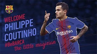 Philippe Coutinho ● The Little Magician ● Goals & Highlights | HD