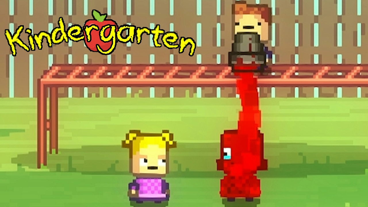 Kinder Garden: Early Access Game - Is This What