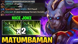 2x Butterflies With EG Joke -- Riki by Matumbaman