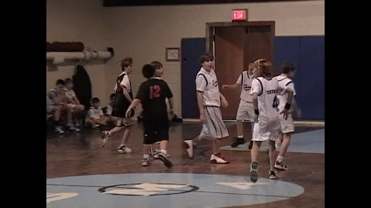 St. Mary's Basketball Highlights  2005-2006