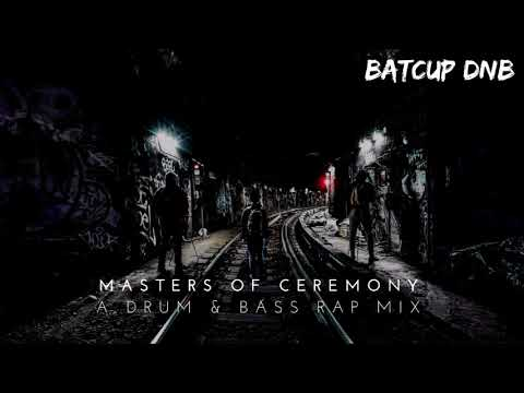 Masters Of Ceremony: A Drum & Bass Rap Mix ft. Inja, DRS, SP:MC, Jakes