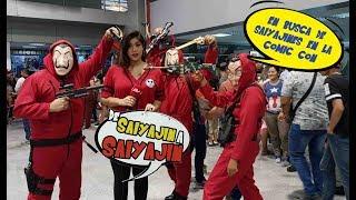 Saiyajines de la COMICON- Programa 14 - De Saiyajin a Saiyajin