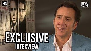 Nicolas Cage Interview - The Frozen Ground