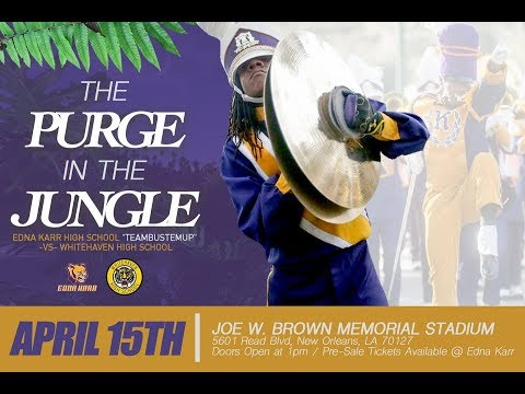 "Edna Karr Vs Whitehaven - ""Purge In The Jungle"" Full Event - 2018 
