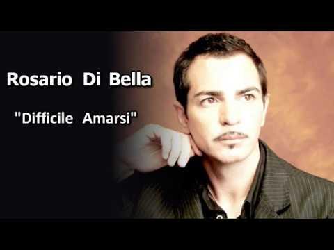 Rosario Di Bella - Difficile Amarsi (Video karaoke)