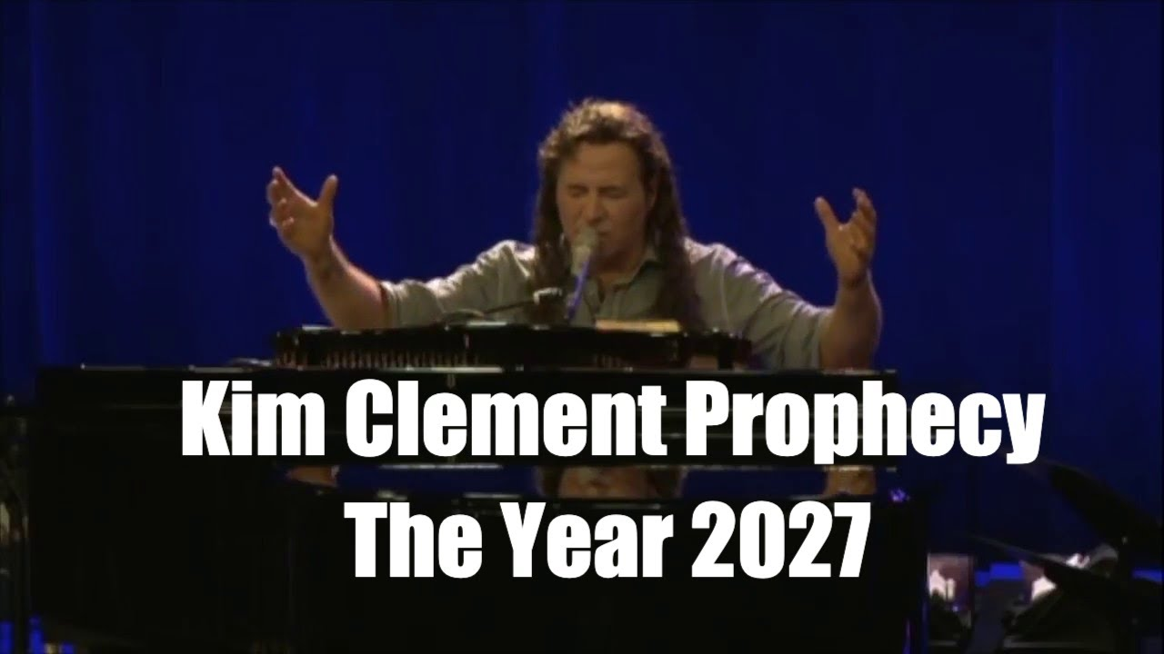 Kim Clement Prophecy | Fire, Rain, The Year 2027, Destiny, America | February 13th, 2013