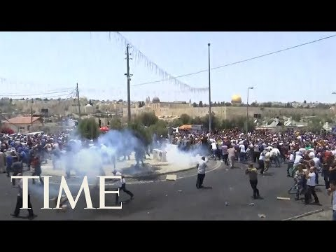 Download Youtube: At Jerusalem's Holiest Site, The 'Status Quo' Is Breaking Down Into Open Conflict | TIME