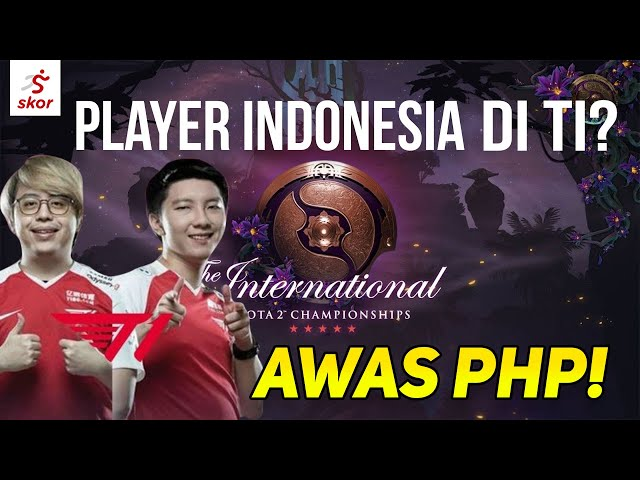 Player Dota 2 Indonesia Main di TI!? Jangan Seneng Dulu!!!