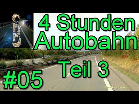 Führerstand LKW #05 Teil 3/4 - Von Kempten (Allgäu) nach Schondra (Rhön)