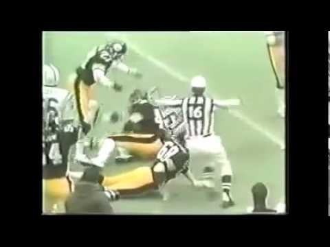 Steelers vs Colts 1975, playoffs highlights