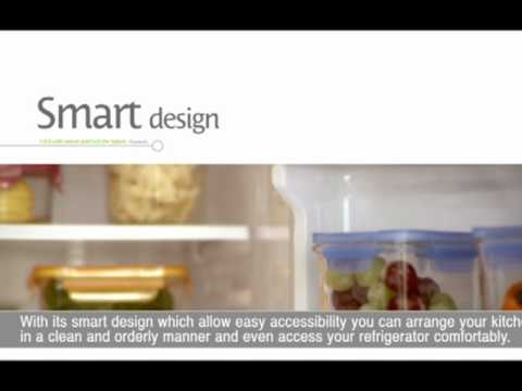 Glasslock Food Containers Video Demo