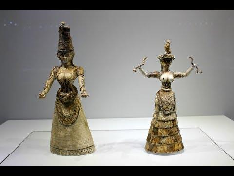 Αρχαιολογικό Μουσείο Ηρακλείου, Κρήτη / Archaeological Museum of Heraklion, Crete, Greece
