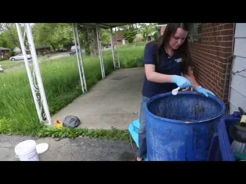 Dump Or Treat Standing Water To Prevent Mosquitoes