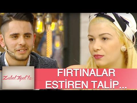 Zuhal Topal'la 117. Bölüm (HD) | Dilek'in Talibi Bir Geldi Stüdyoda Fırtınalar Estirdi!