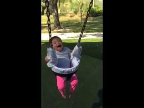 Swingin' Smart -  Bucket Swing Seat Cover by Baby-BeeHaven