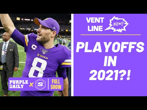 Will Minnesota Vikings be a playoff team in 2021 - VENT LINE