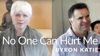 No One Can Hurt Me, That's My Job—The Work of Byron Katie® Mp3