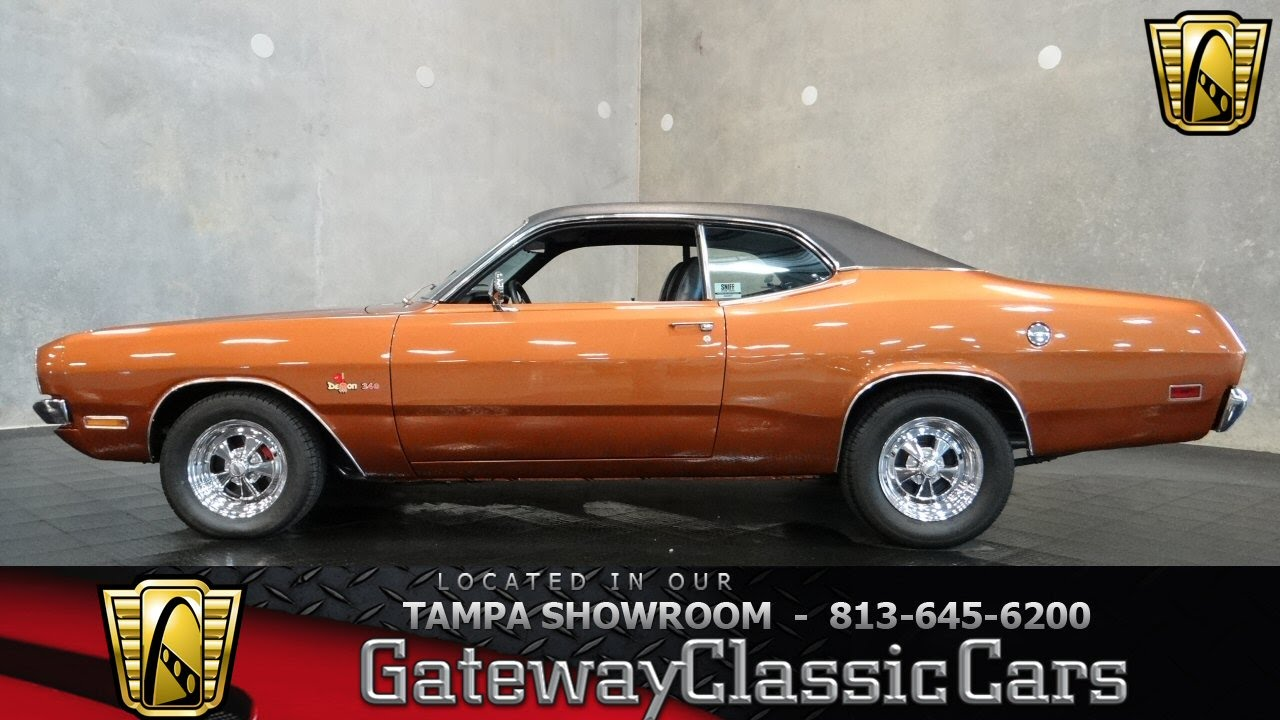 1971 Dodge Dart Demon Youtube