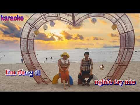 [karaoke] Em Đừng Đi - Nhạc Hoa Lời Việt